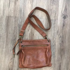 Fossil Brand leather purse